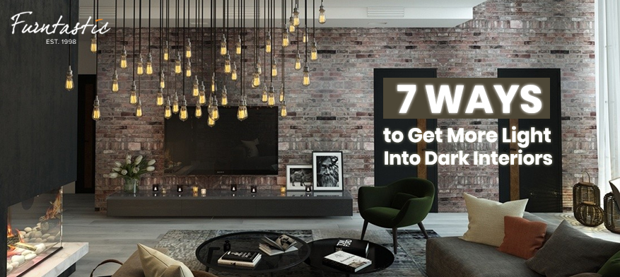 7 Ways to Get More Light Into Dark Interiors