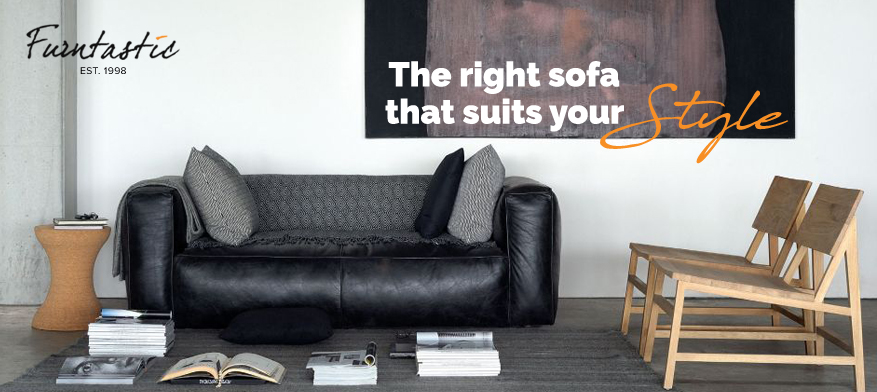 The Right Sofa that Suits Your Style