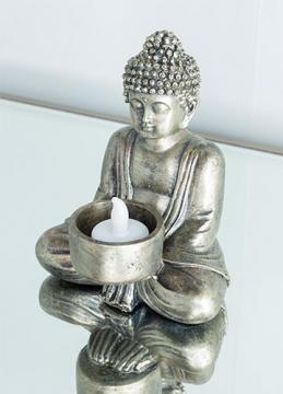 Bremen Buddha Tealight Holder (Set of 2)