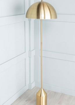 Fitzrovia Gold Floor Lamp