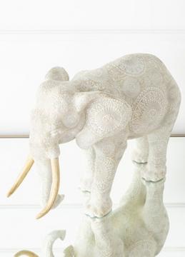 Kendal Elephant Statue