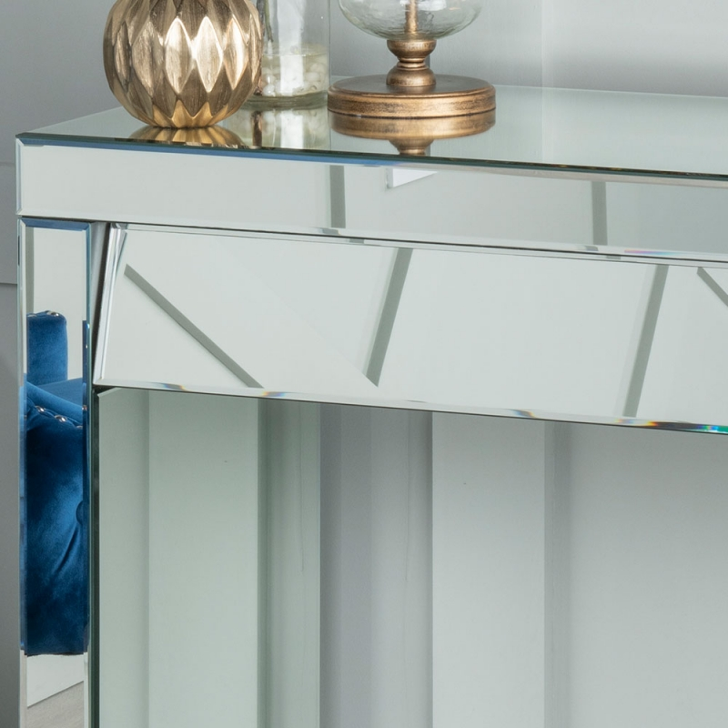 Aledo Mirrored Dressing Table