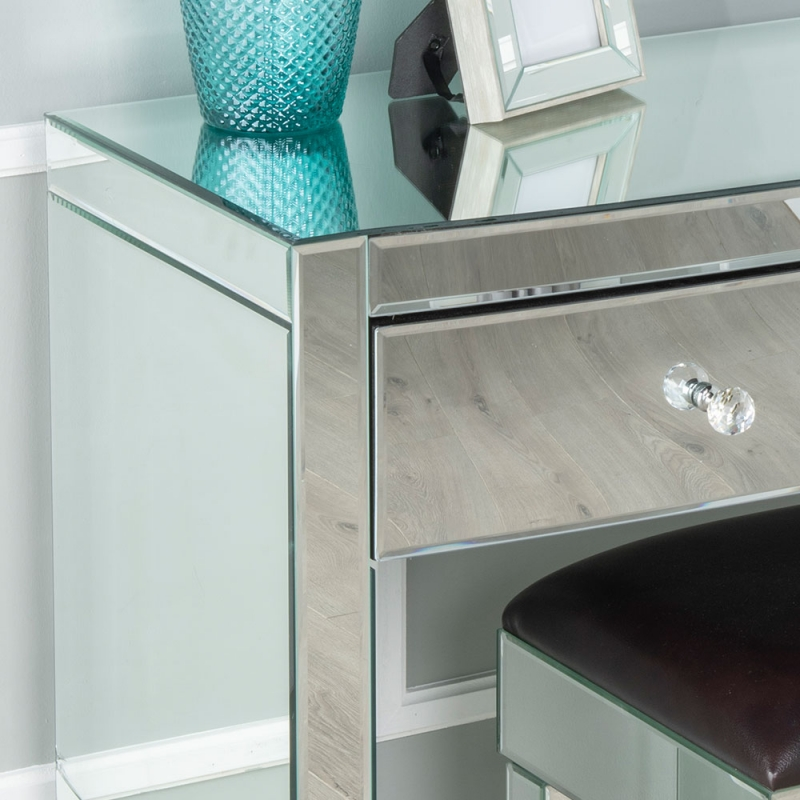 Fiore Mirrored Dressing Table